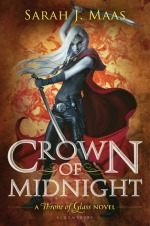 Crown of Midnight - Sarah J Maas