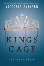 Kings Cage - Victoria Aveyard
