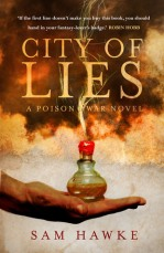 City of Lies - Sam Hawke