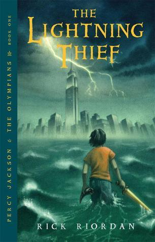 Percey Jackson and the Lightning Thief - Rick Riordan