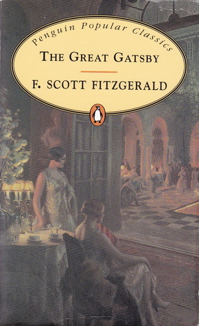 The Great Gatsby - F Scott Fitzgerald